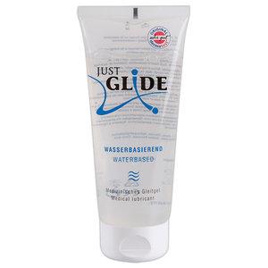 Just Glide Just Glide Glijmiddel op Waterbasis 200 ml