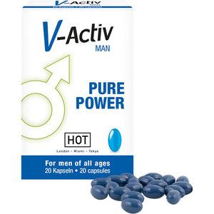HOT Potentiemiddel voor mannen - V-Activ