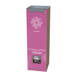 Shiatsu Stimulatie Crème