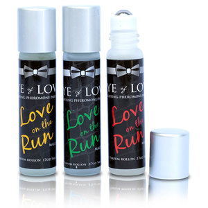 Eye Of Love Feromonen Parfum Set - Charm, Rebel & Fierce