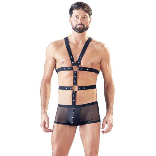 Svenjoyment Underwear Boxer Met Harnas