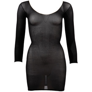 Mandy mystery Line Mini jurk met lange mouwen S-L