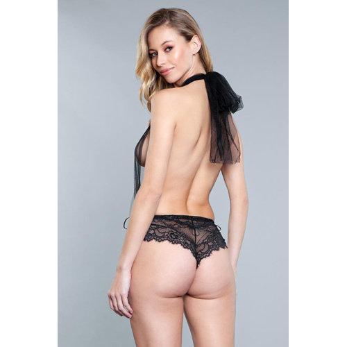 Be Wicked Alessandra Body - Zwart