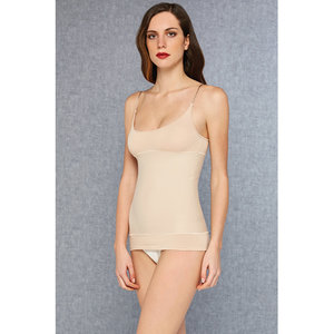 Doreanse Body Shapewear Corrigerend Topje - Huidkleur