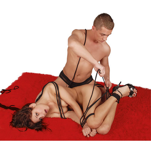 Bad Kitty Bondage Touwen