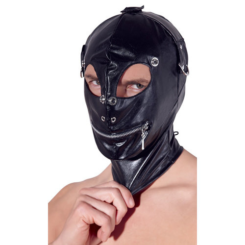 Fetish Collection Kunstleren Hoofdmasker