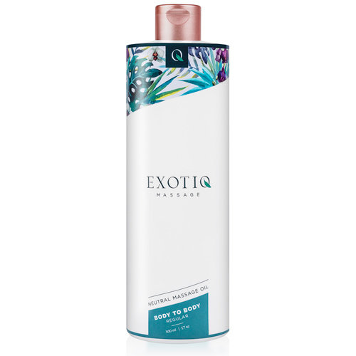 Exotiq Exotiq Body To Body Oil - 500 ml