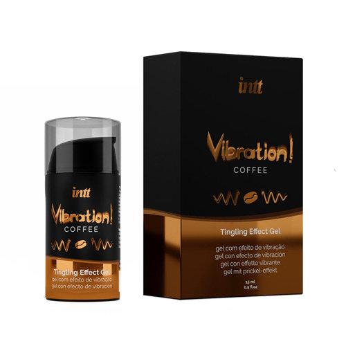 INTT Vibration! Coffee Tintelende Gel