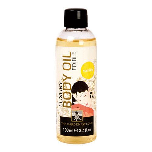 Shiatsu Shiatsu Luxe Body Olie - Vanille