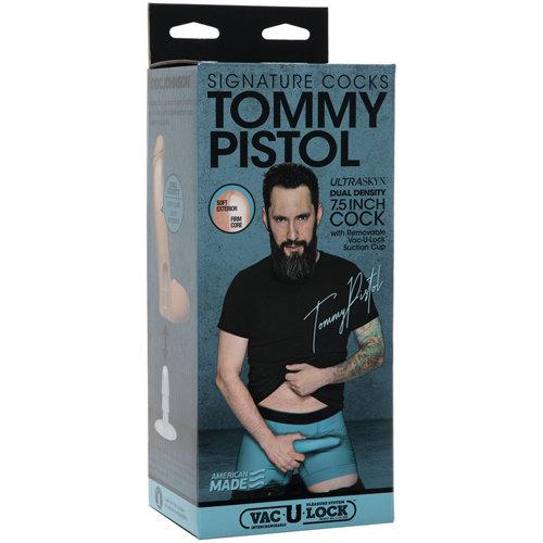 Signature Cocks Tommy Pistol Dildo