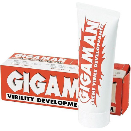 Ruf Gigamen Penis Crème 100 ML