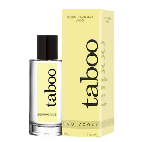 Ruf Taboo Equivoque Parfum Unisex 50 ML