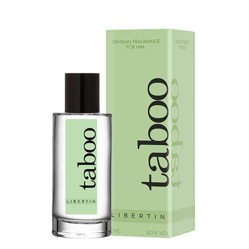 Ruf Taboo Libertin Parfum Voor Mannen 50 ML