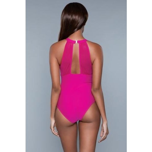 Be Wicked Swimwear Briella Badpak - Fuchsia