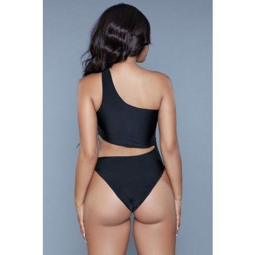 Be Wicked Swimwear Quinn Badpak - Zwart