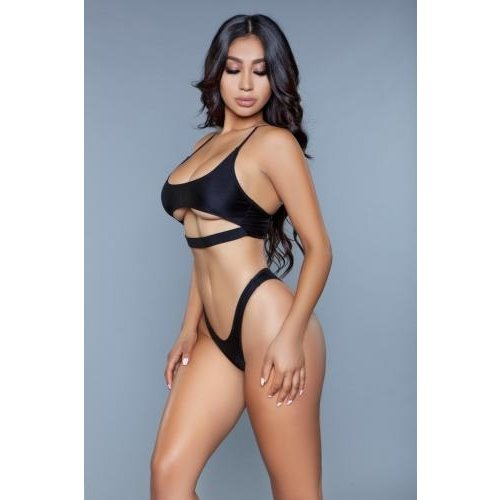 Be Wicked Swimwear Gianna Bikini - Zwart