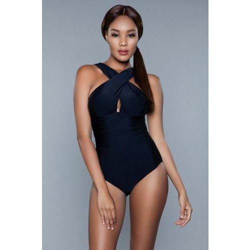 Be Wicked Swimwear Everly Badpak - Zwart