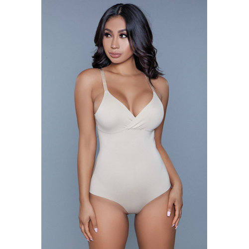 Be Wicked What Waist Corrigerende Body - Beige