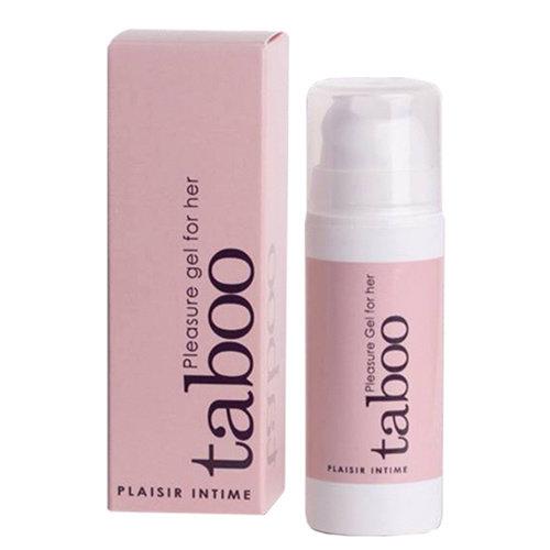 Ruf Taboo Pleasure Gel Voor Vrouwen 30 ML