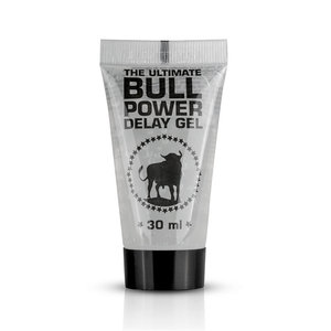 Cobeco Pharma Orgasme Vertragende Gel - Bull Power