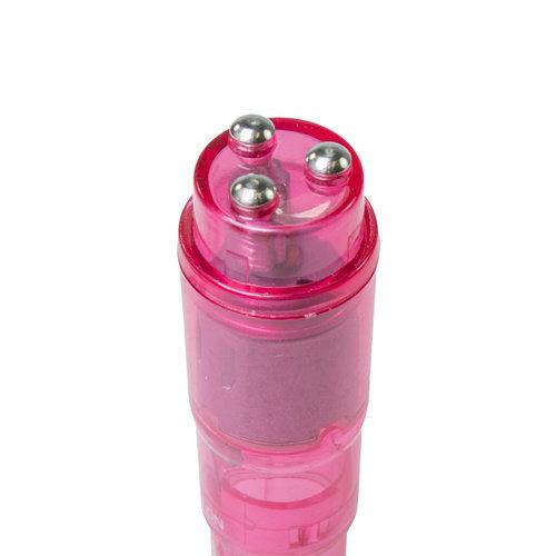 Easytoys Mini Vibe Collection Easytoys Pocket Rocket - Roze