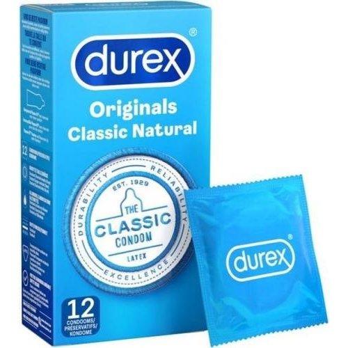Durex Condooms Durex Classic Natural 12st
