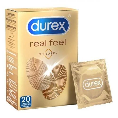 Durex Durex Real Feel Condooms - 20 st.