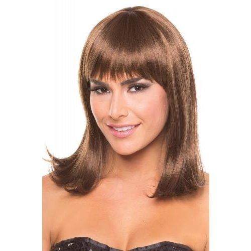 Be Wicked Wigs Doll Pruik - Bruin