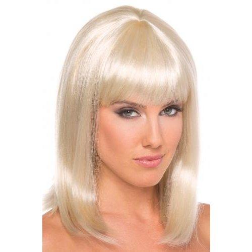 Be Wicked Wigs Doll Pruik - Blond