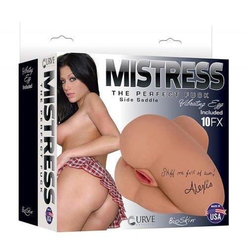 Mistress Alexis Sidesaddle Masturbator