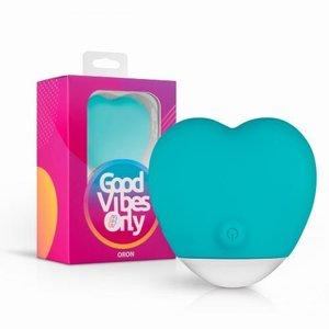 Good Vibes Only Oron Clitoris Stimulator