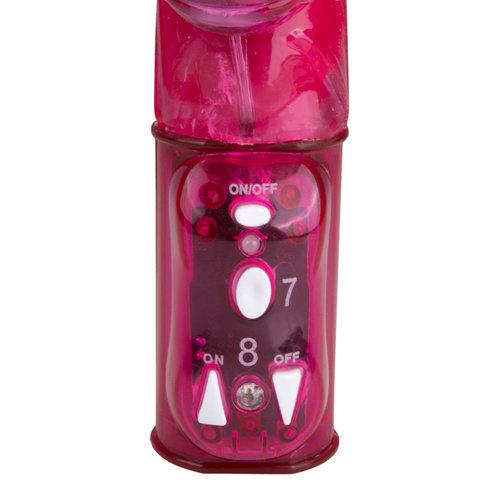You2Toys Butterfly Vibrator - Roze