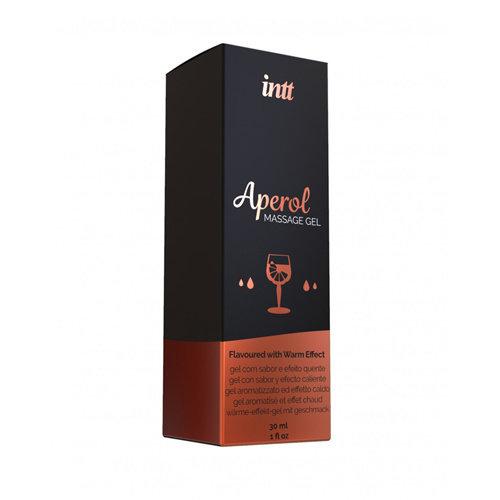 INTT Aperol Verwarmende Massage Gel