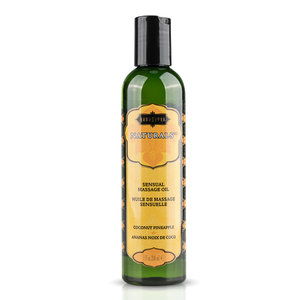 KamaSutra Kamasutra Naturals Coconut Pineapple Massage-Olie