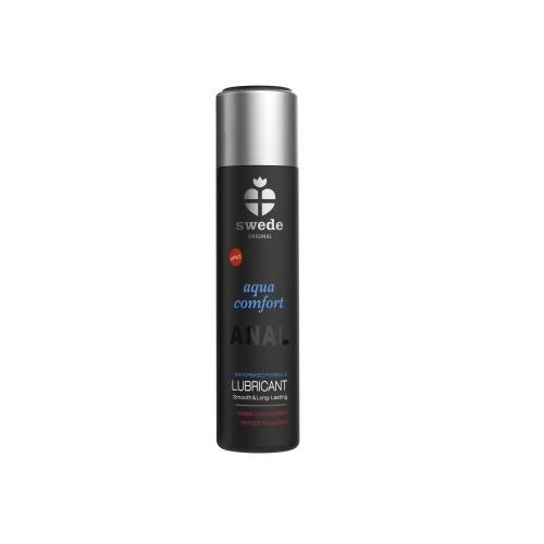 Swede Swede - Aqua Comfort Anaal Glijmiddel Waterbasis - 60ml
