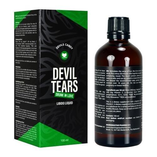 Morningstar Devils Candy - Devil Tears Unisex - 100 ml