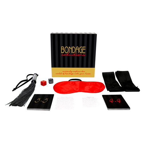 Kheper Games Bondage Seductions Spel