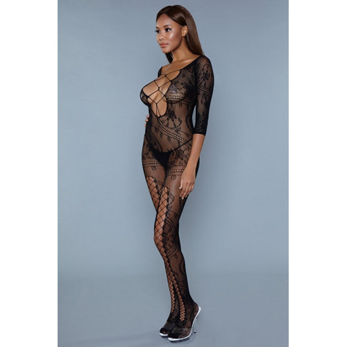 Be Wicked Fire & Desire Catsuit