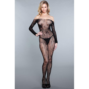 Be Wicked Silent Movies Catsuit