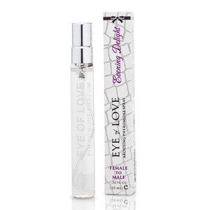 Eye Of Love EOL Body Spray Met Feromonen Vrouw Tot Man - 10 ML