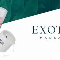 Exotiq Massage kaarsen en oliën