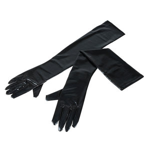 Cottelli Collection Wetlook handschoenen