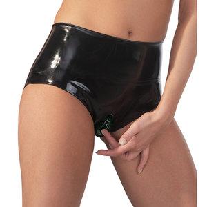 The Latex Collection Latex Slip Met Vagina Sleeve