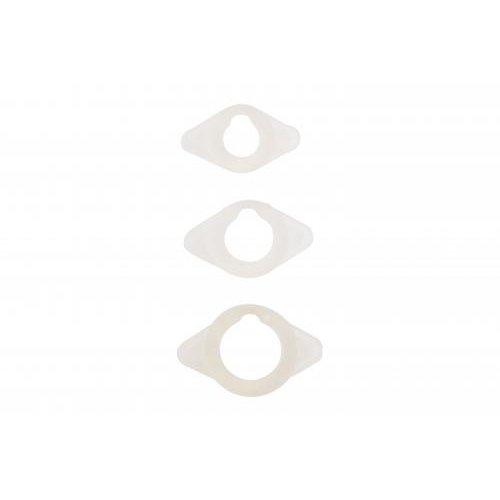 Fröhle Fröhle - LR004 Love Rings Set Van 3 Cockringen - 16/21/26 mm
