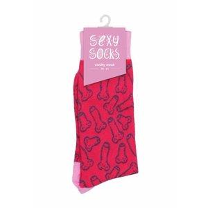 S-Line Sexy Sokken - Cocky Sock