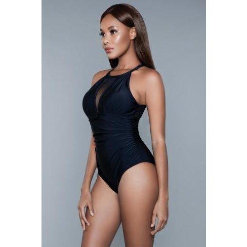 Be Wicked Swimwear Briella Badpak - Zwart