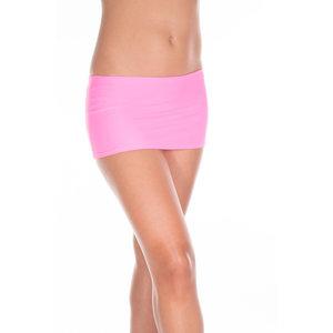 Music Legs Basic Rokje - Roze