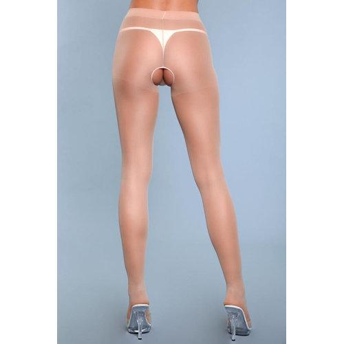 Be Wicked Everyday Wear Kruisloze Panty - Beige