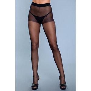 Be Wicked Skin To Skin High-Waist Panty - Zwart