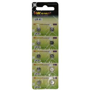 You2Toys Knoop Batterijen - 10 stuks (LR41)